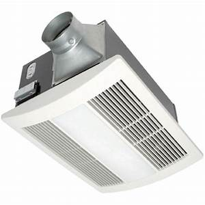 panasonic whisperwarm 110 cfm ceiling exhaust bath fan With ceiling heaters for bathroom
