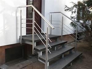 Hauseingang Treppe Modern : edelstahl naturstein design berlin sch nefeld freitragend freitragende au entreppen ~ Yasmunasinghe.com Haus und Dekorationen