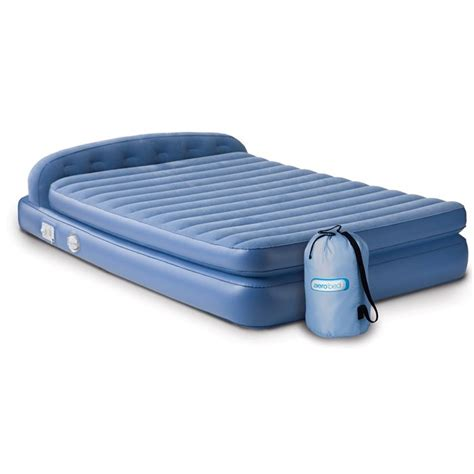 Matelas Gonflable Airbed by Aerobed Matelas Gonflable 152x198 Confort Durable Achat