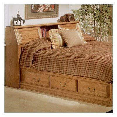 queen size bookcase headboard plans plans
