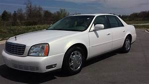 Sold 2005 Cadillac Deville 57k 1 Owner White Lighting Tricoat 4 Sale Call 855 507 8520