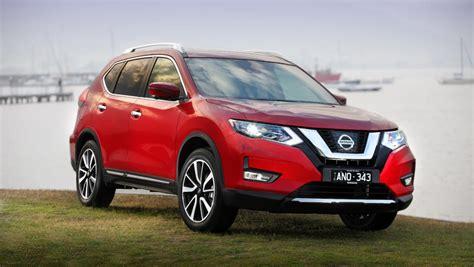 nissan  trail  price  spec announced car news