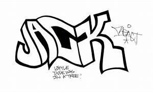 whether the sketch drawing is better for you? at Graffiti ...