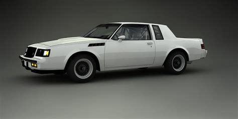 Chevy Makes And Models by 1987 Buick Regal Gnx By Airone Cars All Makes And