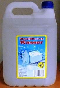 Destilliertes Wasser L Ernst Destilliertes Wasser 5 L Bauhaus