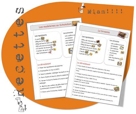 info recette cuisine modele fiche recette cuisine vierge cb71 jornalagora