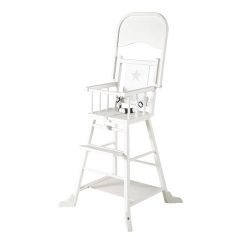 chaises hautes bébé chaise haute bois bebe mzaol com