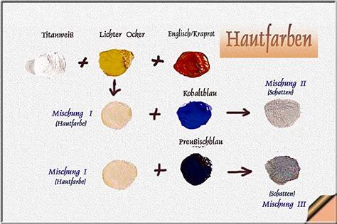 acrylfarben mischen alles farbe handbuch der   acryl