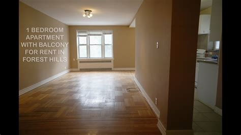 1 Bedroom Apartments For Rent Nyc by Large 1 Bedroom Apartment With Balcony For Rent In Forest