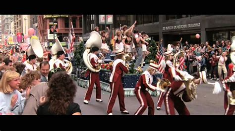 ferris bueller parade scene buellers they probably locations know things saving visit leaves paint had