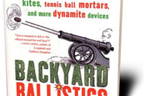 Backyard Ballistics by Backyard Ballistics Uncrate