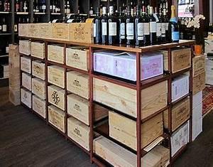 Casier A Bouteille Metallique : casiers bouteilles casier vin rangement du vin am nagement cave casier m tallique stockage ~ Melissatoandfro.com Idées de Décoration
