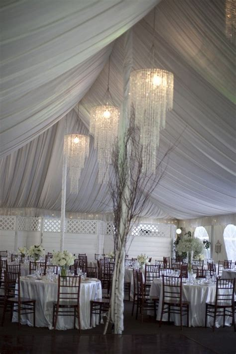 how to drape a ceiling for wedding reception real wedding decor wedding all
