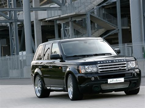 land rover range rover sport hse photos and comments www picautos