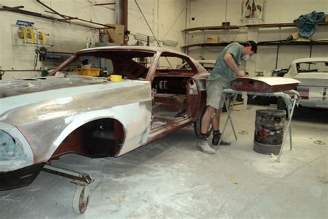Car Restorations St Marys Prestige