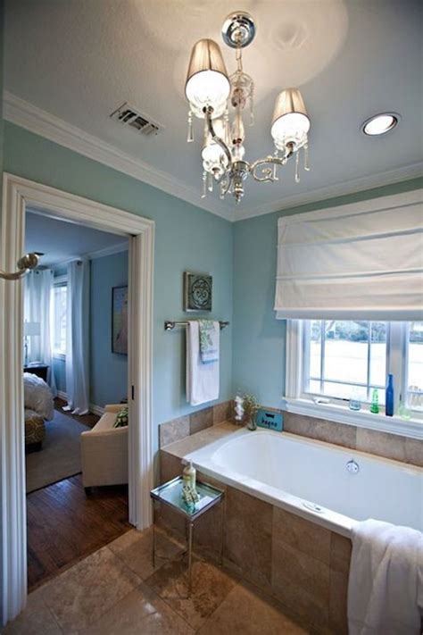 Bathroom Bedroom Colors by Sherwin Williams Rainwashed Is 2 Bumps Up The Palette From