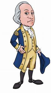 George Washington Clipart - Clipart For Work