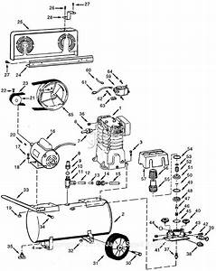 Campbell Hausfeld Vt620800 Parts Diagram For Air