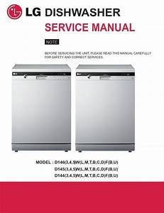 Lg D1453wf Service Manual And Technical Troubleshooting