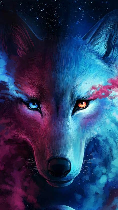 wolf art wallpapers  wallpaperplay