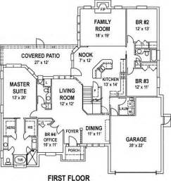 Simple Houses Bedroom Placement by Wide Tuscan House Plans With 3 Luxury Bedroom Layout