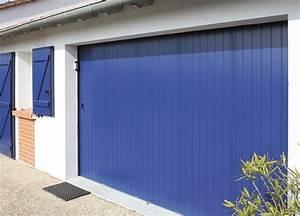 Portail De Garage Coulissant : portail garage porte de garage lat rale coulissante ~ Edinachiropracticcenter.com Idées de Décoration