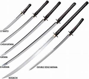 Which is a better sword, Tachi or Katana? - Quora