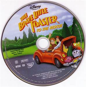 The Brave Little Toaster To The Rescue (1997) R1 - Cartoon ...