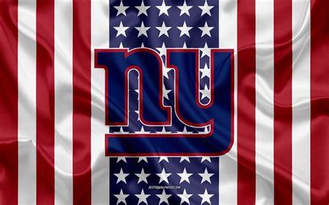 herunterladen hintergrundbild  york giants  logo