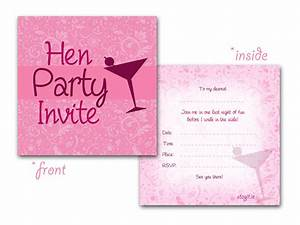 invitation templates hens night image collections With hens night invitation templates