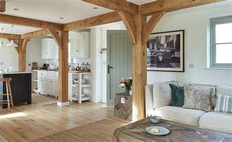 oak frame home built   homebuilding