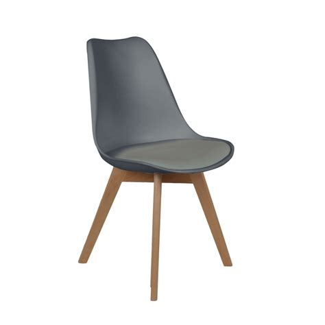 chaise grise conforama chaise scandinave gris ac deco