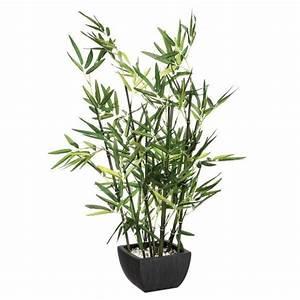 Bambous En Pot : bambou en pot jiro vert accessoire d co eminza ~ Melissatoandfro.com Idées de Décoration
