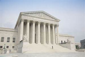 Visiting the U.S. Supreme Court Building in Washington, DC