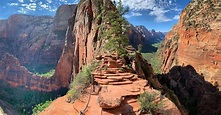 Angels Landing Trail - Utah   AllTrails