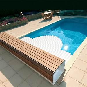 Coffre pour volet roulant piscine images for Volet roulant pour piscine