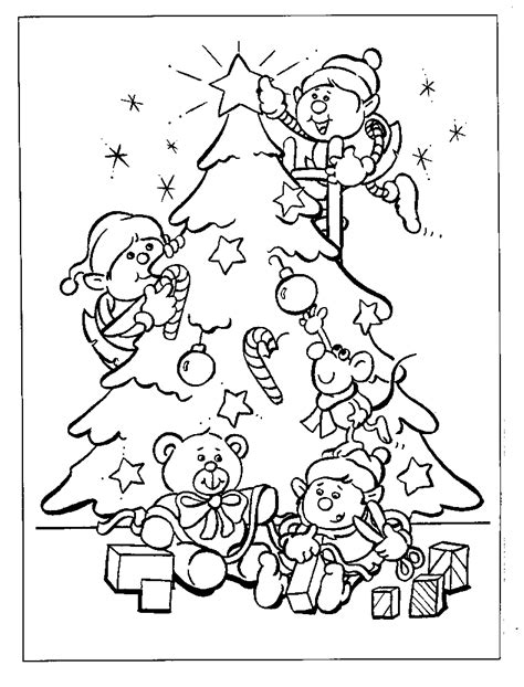 coloring pages christmas elf coloring pages