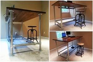 DIY Standing Desk
