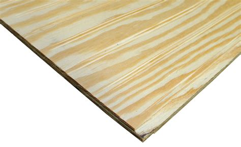 4x8 11 32 satinbead plywood siding 1 6 oc yp at sutherlands