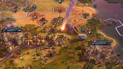 Dropping the Bomb in Civilization 6 - YouTube