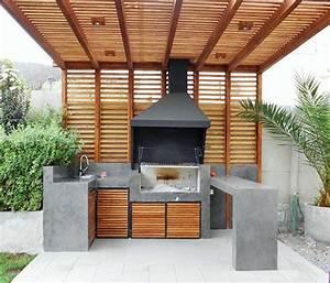 überdachung Für Grill : carport grill ~ Lizthompson.info Haus und Dekorationen