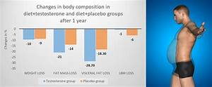 Effects Of Testosterone Treatment On Body Fat  Lean Mass  Symptoms And Leptin Resistance In