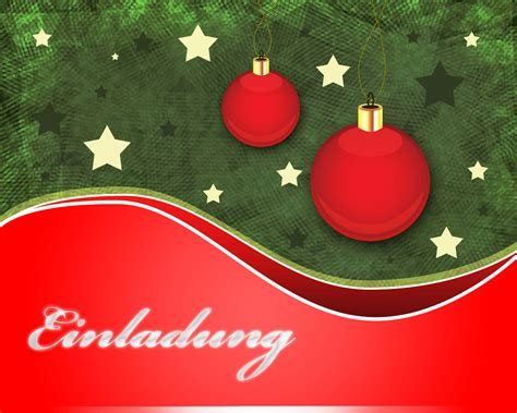 tutorial einladung zur weihnachtsfeier gestalten