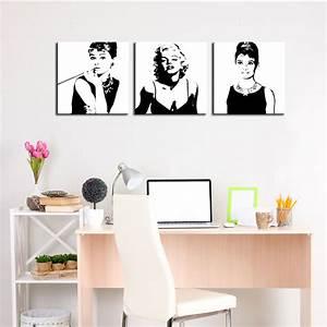 Popular Audrey Hepburn Painting-Buy Cheap Audrey Hepburn