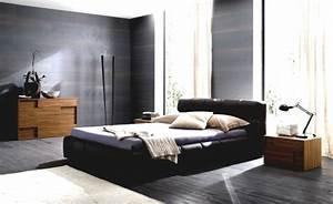 Schwarze Möbel Welche Wandfarbe : schlafzimmer schwarz 31 beispiele dass schwarze schlafzimmer schick und wohnlich sind ~ Bigdaddyawards.com Haus und Dekorationen