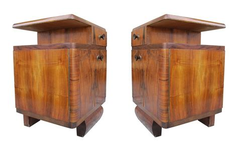 style deco 1930 pair of style deco stands circa 1930 s at 1stdibs
