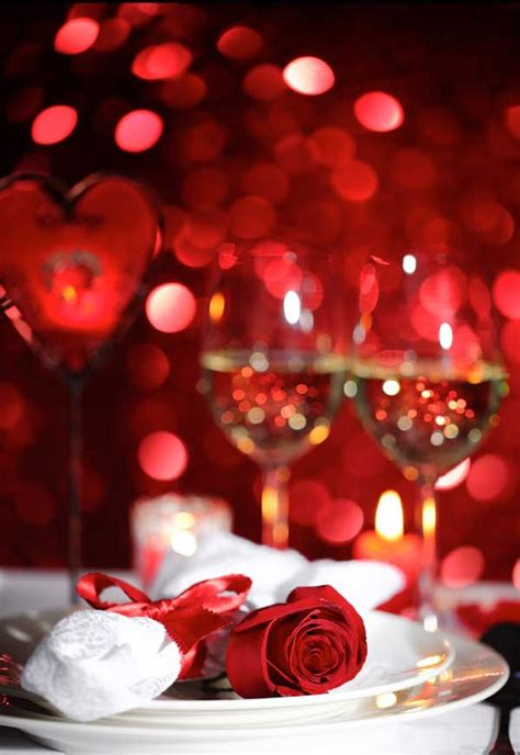 irreplaceable romantic diy valentines day table