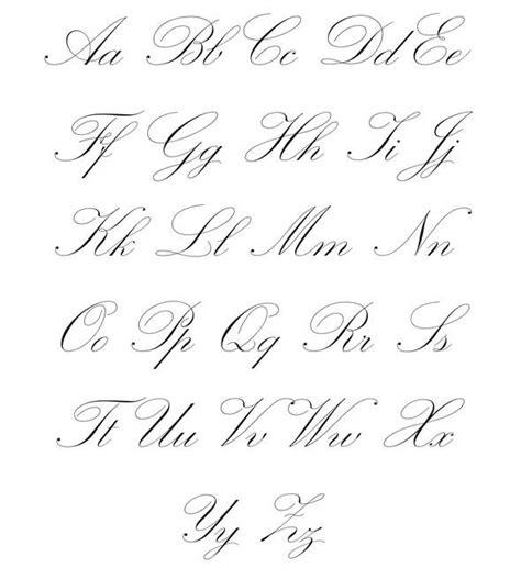 spencerian script  images penmanship alphabet