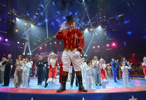 mega galerie photos la premi 232 re soir 233 e du festival international du cirque de monte carlo