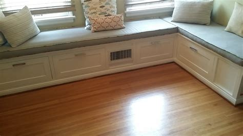 how to make use of corner kitchen cabinets how to make a built in dining room banquette 9798